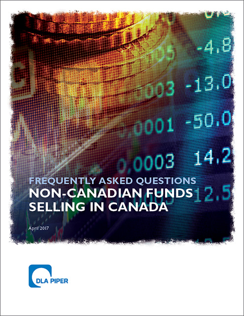 Canadian investment in closed-ended foreign funds