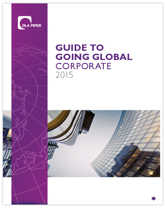 Guide to Going Global Corporate