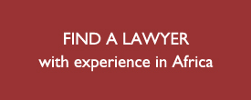 Find a lawyer in Africa