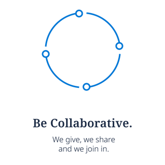 Be Collaborative