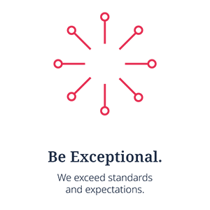 Be Exceptional