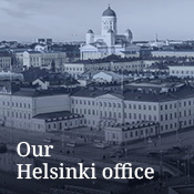 Our Helsinki office