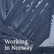 Working in Norway