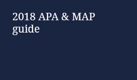 2018 APA & MAP guide