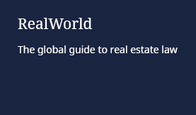 RealWorld: The global guide to real estate law