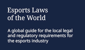 DLA Piper eSports Laws of the World