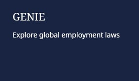 GENIE: Explore global employment laws