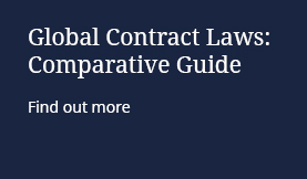 Global Contract Laws: Comparative Guide. Find out more