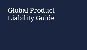 Global Product Liability Guide