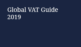 Global VAT guide 2019