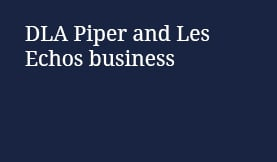DLA Piper and Les Echos business