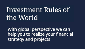 Investment rules of the world
