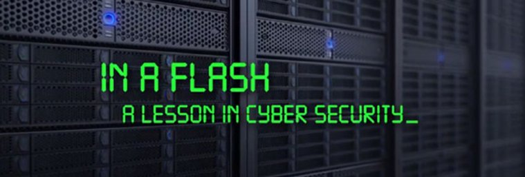 MCLE Program featuring DLA Piper's latest film: In a Flash! A Lesson in Cybersecurity
