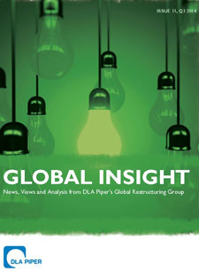 Restructuring e-Newsletter - Global Insight Issue 11