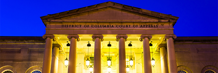 Image of the court of appeals