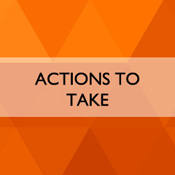 Actions to take GDPR