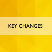 Key changes GDPR