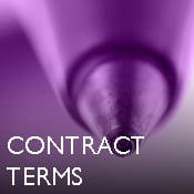 Brexit Contract terms