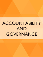 Accountability and governance
