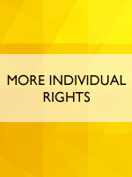 More individual rights