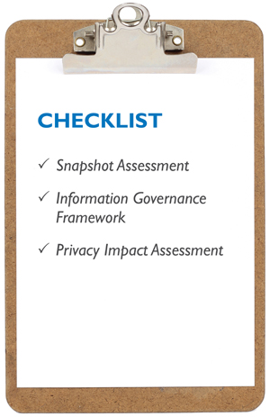 Data protection checklist